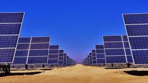Utah Red Hills Solar Plant