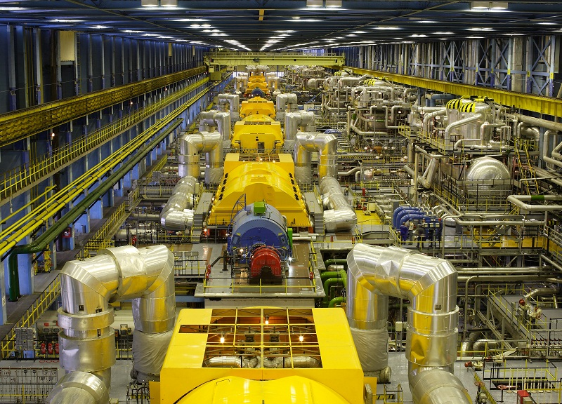 Solar For America >> GE Continues to Modernize Generator Units of Paks NPP ...