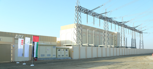 ABB delivers substation to enable power flow from solar park