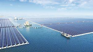 40 MW Floating PV Plant