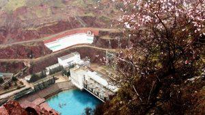 Nurek Hydroelectric Plant