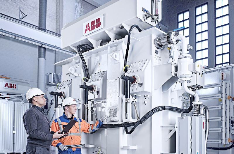 Abb Doubles Voltage Level Of Special Wind Turbine