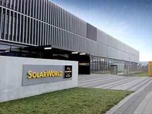 SolarWorld Provides 1 2MW of Solar Panels for Refugee Water Project