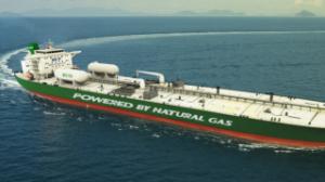 Aframax tankers