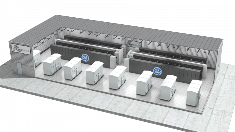 Ge And Arenko To Build Grid Scale Energy Storage Systems