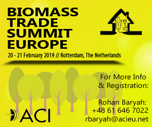 Biomass Trade Summit 2019