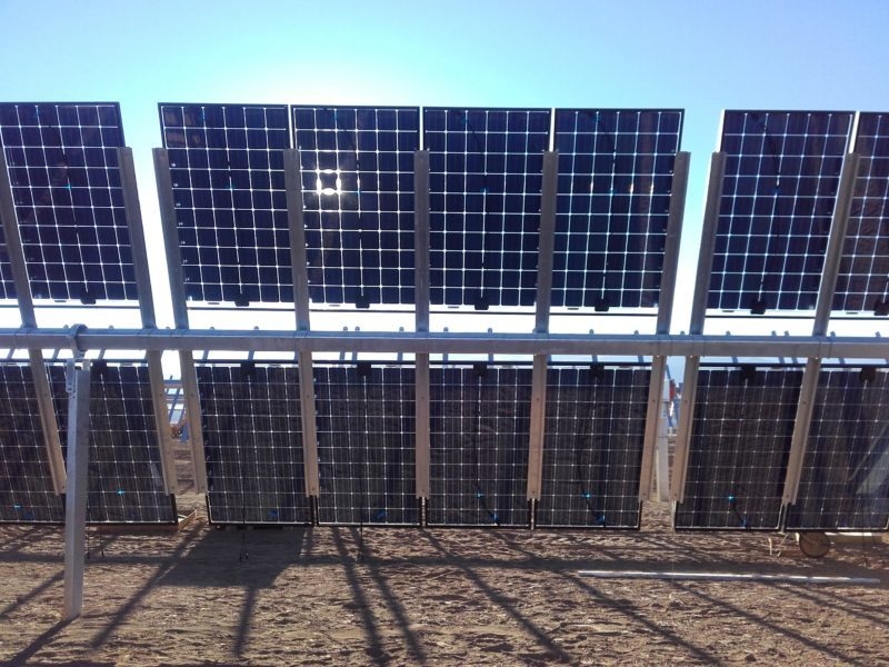 Soltec Supplies Bifacial Solar Trackers To Pv Project In
