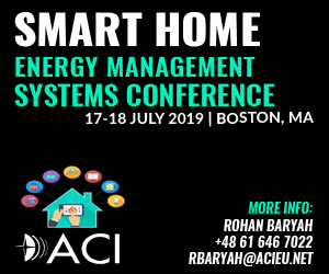 Smart Home Energy Management Systems Conference 2019