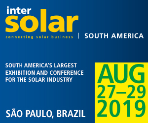 Intersolar South America 2019